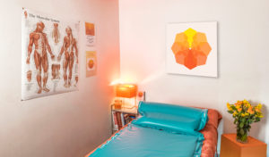 Massage Richmond London: Keheren Therapy, the Hydrotherm System.