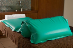 Hydrotherm massage bed, perfect for your maternity massage