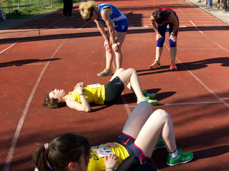 Recovery from intense activity or sport