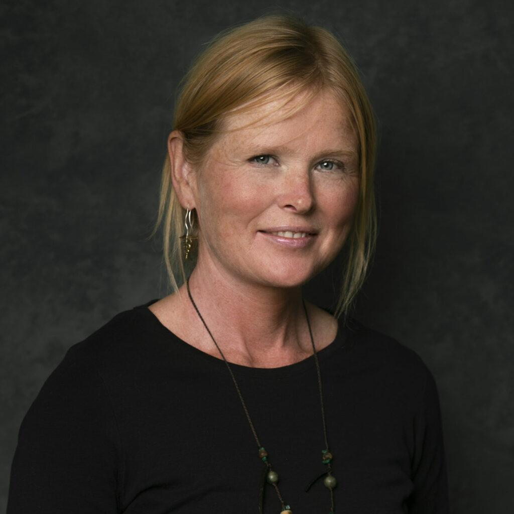 Cate Manby. Massage therapist