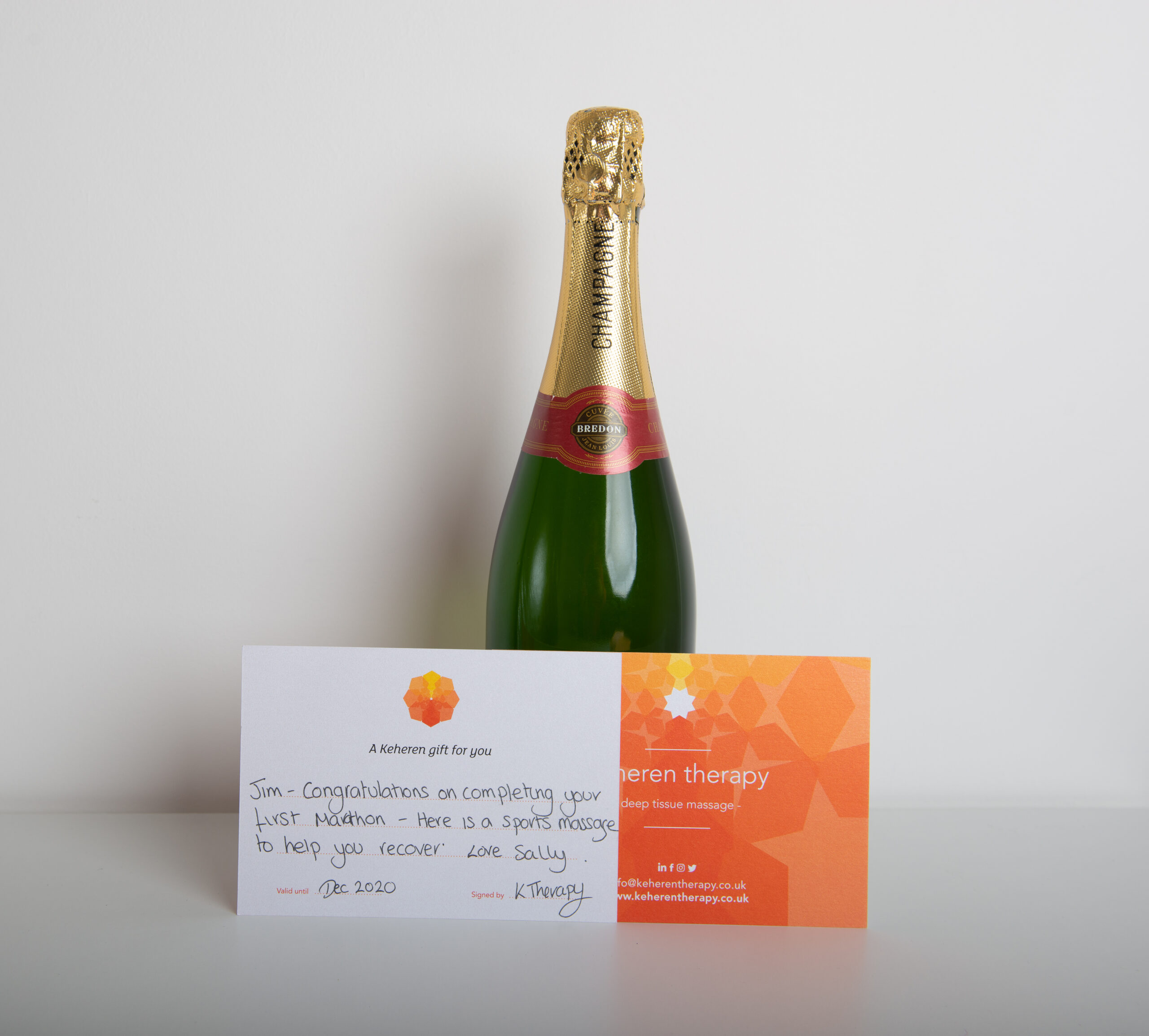 Our massage gift vouchers in Truro and Richmond make the perfect gift for any celebration