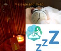 Massage and Sleep